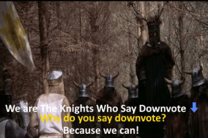 Shh! We are now the Knights Who Say 'Ecky-ecky-ecky-ecky-pikang-zoop-boing-goodem-zu-owly-zhiv!: Shh! We are now the Knights Who Say 'Ecky-ecky-ecky-ecky-pikang-zoop-boing-goodem-zu-owly-zhiv!