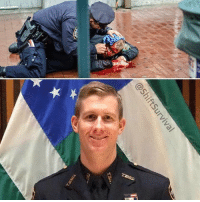 Repost from @police_usa Roughly three years ago, @NYPD Officer Ken Healey was brutally attacked by a man with a hatchet. The suspect was shot and killed. After battling many tough obstacles, he was recently promoted to Detective. Congratulations to Detective Healey. ThinBlueLine Police Deputy Sheriff StateTrooper AllLivesMatter BlueLivesMatter Police_USA 🇺🇸 Thanks to Shift Survival for the picture!: @ShiftSurviva  IF Repost from @police_usa Roughly three years ago, @NYPD Officer Ken Healey was brutally attacked by a man with a hatchet. The suspect was shot and killed. After battling many tough obstacles, he was recently promoted to Detective. Congratulations to Detective Healey. ThinBlueLine Police Deputy Sheriff StateTrooper AllLivesMatter BlueLivesMatter Police_USA 🇺🇸 Thanks to Shift Survival for the picture!