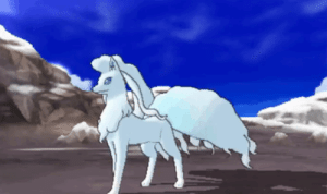 Tumblr, Blog, and Http: shinycaterpie:  Vulpix and Ninetales - Alola Forms   Always had a feeling vulpix was a white supremacist