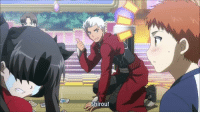 How about a little Carnival Phantasm!  -Hayabusa0celot: Shirou! How about a little Carnival Phantasm!  -Hayabusa0celot