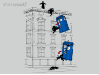 *GASP* The Doctor saved Sherlock! (Just found this awesome shirt) That's how he did it.: shirt woot  ICE  POLICE BOX *GASP* The Doctor saved Sherlock! (Just found this awesome shirt) That's how he did it.