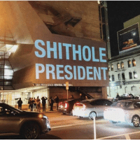 Memes, Http, and San Francisco: SHITHOLE  PRESIDENT San Francisco Federal Building  See the 30 funniest responses to Trump's sh*thole remark: http://bit.ly/2D3gxiZ
