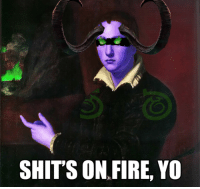 In meanwhile, the Illidari: SHITS ON FIRE, YO In meanwhile, the Illidari