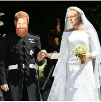 Memes, Wedding, and 🤖: @shitty photoshops The Royal Wedding we need! https://t.co/r5iKMPQ0rB