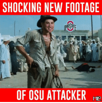 Internet, Conservative, and Osu: SHOCKING NEW FOOTAGE  OF OSU ATTACKER  MIO You just won the Internet Milo. LOL!!!