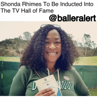 "Shonda Rhimes To Be Inducted Into The TV Hall of Fame - blogged by @baetoven_ ⠀⠀⠀⠀⠀⠀⠀ ⠀⠀⠀⠀⠀⠀⠀ ⠀⠀⠀⠀⠀⠀⠀ ShondaRhimes, creator of ""Scandal,"" ""Grey's Anatomy,"" and ""How To Get Away With Murder,"" will be inducted into the TV Hall of Fame on Nov. 15. ⠀⠀⠀⠀⠀⠀⠀ ⠀⠀⠀⠀⠀⠀⠀ ⠀⠀⠀⠀⠀⠀⠀ Hayma Washington, chairman and CEO of the Television Academy, announced the honorees through a statement saying: ⠀⠀⠀⠀⠀⠀⠀ ""All of these individuals are innovators who have shaped television and left an indelible mark on the medium and our culture. We are honored to welcome the latest group of distinguished individuals and look forward to showcasing their impacts for future generations."" ⠀⠀⠀⠀⠀⠀⠀ ⠀⠀⠀⠀⠀⠀⠀ ⠀⠀⠀⠀⠀⠀⠀ Rhimes will join OprahWinfrey and actress DiahannCarroll as the only black women to ever be inducted since the Hall of Fame launched in 1984.: Shonda Rhimes To Be Inducted Into  The TV Hall of Fame  @balleralert Shonda Rhimes To Be Inducted Into The TV Hall of Fame - blogged by @baetoven_ ⠀⠀⠀⠀⠀⠀⠀ ⠀⠀⠀⠀⠀⠀⠀ ⠀⠀⠀⠀⠀⠀⠀ ShondaRhimes, creator of ""Scandal,"" ""Grey's Anatomy,"" and ""How To Get Away With Murder,"" will be inducted into the TV Hall of Fame on Nov. 15. ⠀⠀⠀⠀⠀⠀⠀ ⠀⠀⠀⠀⠀⠀⠀ ⠀⠀⠀⠀⠀⠀⠀ Hayma Washington, chairman and CEO of the Television Academy, announced the honorees through a statement saying: ⠀⠀⠀⠀⠀⠀⠀ ""All of these individuals are innovators who have shaped television and left an indelible mark on the medium and our culture. We are honored to welcome the latest group of distinguished individuals and look forward to showcasing their impacts for future generations."" ⠀⠀⠀⠀⠀⠀⠀ ⠀⠀⠀⠀⠀⠀⠀ ⠀⠀⠀⠀⠀⠀⠀ Rhimes will join OprahWinfrey and actress DiahannCarroll as the only black women to ever be inducted since the Hall of Fame launched in 1984."