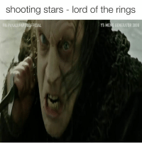 For the meme-lovers out there  ~Nienor: shooting stars lord of the rings  YT MEME GENERATOR 3000  FB: PAKALUPAPITO OFFICIAL For the meme-lovers out there  ~Nienor