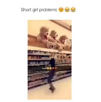 Memes, Short Girl, and 🤖: Short girl problems Tag a shortie