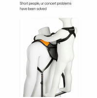 Dank, Been, and 🤖: Short people, ur concert problems  have been solved on my wishlist