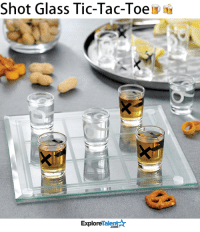 The perfect Christmas gift for you-know-who 🎄🎁  Here's where to get it └▶http://amzn.to/2hq0ujA: Shot Glass Tic-Tac-Toe  Talent  Explore The perfect Christmas gift for you-know-who 🎄🎁  Here's where to get it └▶http://amzn.to/2hq0ujA