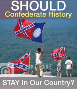 What do you think, should we keep our Confederate history?  There Is PANIC In The Diabetes Industry! Big Pharma executives can't believe their eyes. SEE WHY CLICK HERE ►► http://u-read.org/no-diabetes: SHOULD  Confederate History  STAY In Our Country? What do you think, should we keep our Confederate history?  There Is PANIC In The Diabetes Industry! Big Pharma executives can't believe their eyes. SEE WHY CLICK HERE ►► http://u-read.org/no-diabetes