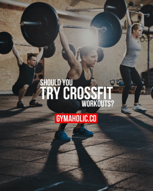 In this article we will talk about this high-intensity resistance training style that has become popular over the past few years: https://www.gymaholic.co/articles/should-you-try-crossfit-workouts  #fitness #motivation #workout #crossfit #gymaholic: SHOULD YOU  TRY CROSSFIT  WORKOUTS?  GYMAHOLIC.CO In this article we will talk about this high-intensity resistance training style that has become popular over the past few years: https://www.gymaholic.co/articles/should-you-try-crossfit-workouts  #fitness #motivation #workout #crossfit #gymaholic