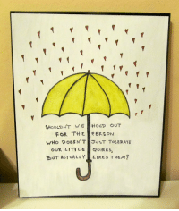 Memes, My House, and House: SHOULDNT WEHouD OUT  FOR THRERSON  WHO DOESN'T T TOLERATE  OUR LITTL EUIRKS,  BUT ACTUALLY」LLIKES THEA? I WANT THIS FOR MY HOUSE. #HIMYM https://t.co/S7SMy3UZQX