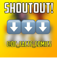 Everyone do me a favor and go follow @dc_facts_comics for some awesome facts! He's just a beginning fact page that has very good fact design and detail. So everyone please help him out by giving him a follow!👍🏼 - marveldcfacts_: SHOUT OUT!  ldOC FACTS COMICS Everyone do me a favor and go follow @dc_facts_comics for some awesome facts! He's just a beginning fact page that has very good fact design and detail. So everyone please help him out by giving him a follow!👍🏼 - marveldcfacts_