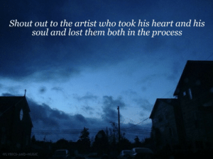 Music, Tumblr, and Lost: Shout out to the artist who took his heart and his  soul and lost them both in the process  @LYRICS-AND-MUSIC lyrics-and-music:  Demon Limbs // PVRIS