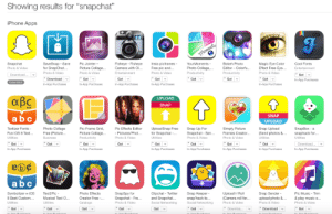 Showing Results for Snapchat iPhone Apps Ce Momant YourMoments Photo