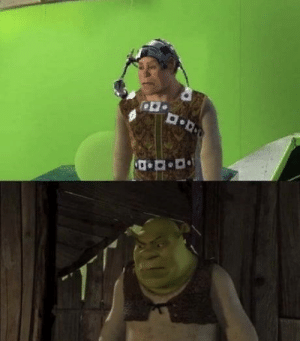 Shrek before and after cgi: Shrek before and after cgi