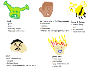 beeshrektestinthemall:  tag urself i'm cory cory cory in the hoooouuuseee: shrek  cory in the hoooouuuseee  Barry B. Banson  BarrY B. Benson  - likes anime  - is anime  - likes mone  -green  reverse fur  ry  angry  - This is my swamp  - likes mud bath bombs  - smo  jerry seinfeld  - the new kid moving in getting it done  - sues human race  blart  johnny test  - likes dogs  - hot hot hot  guy feierireiri's son  - whipcrack  - will ride anything  -lollipop daddy  looks like cinnamon roll but can kill u beeshrektestinthemall:  tag urself i'm cory cory cory in the hoooouuuseee