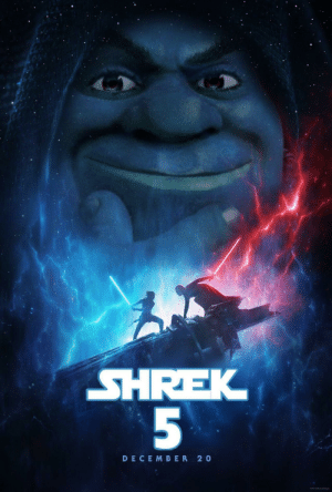The last ogre by cookie_monster0 MORE MEMES: SHREK  DECEMDER 20  9209 ATM L The last ogre by cookie_monster0 MORE MEMES