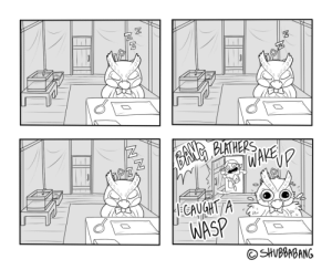 shubbabang:  quick comic based off a tweet my friend made : shubbabang:  quick comic based off a tweet my friend made