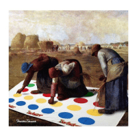 Classical Art, Twister, and Back: Shusaku Tak aoka Twister back then