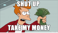 When I hear Nintendo is coming out with a mini-NES: SHUT SHUT UP  TAKE MY MONEY  made on inngur When I hear Nintendo is coming out with a mini-NES