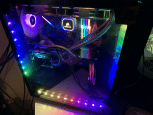 Just installed my new-to-me MSI GTX 1080 SeaHawk!!!: Si Just installed my new-to-me MSI GTX 1080 SeaHawk!!!
