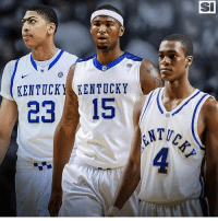 Memes, Kentucky, and 🤖: SI  KENTUCKY KENTUCKY These former Kentucky players now team up on the Pelicans for the upcoming season. Will the Pelicans make the playoffs?