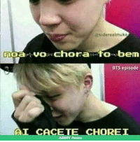Army, Bts, and  Episode: siderealmuk  BTS episode  CACETE CHOREI  ARMY