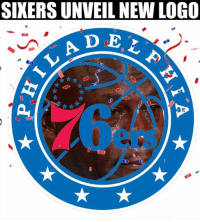 Sixers newest addition.  via @CryingJordan: SIKERS UNVEIL NEW LOGO  0  ers Sixers newest addition.  via @CryingJordan