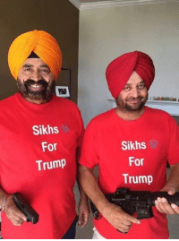 Sikhs do not follow Islam.  Islamic followers have mercilessly raped, tortured and murdered Sikhs for over 500 years.  They are an honorable people and strong warriors! ...Gunny: Sikhs  For  Trump  Sikhs  For  Trump Sikhs do not follow Islam.  Islamic followers have mercilessly raped, tortured and murdered Sikhs for over 500 years.  They are an honorable people and strong warriors! ...Gunny