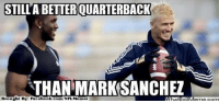 David Beckham in action!