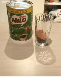 cant say i saw this coming... fuck: @sile  G FAMILY PACK  Nestle  MILO cant say i saw this coming... fuck