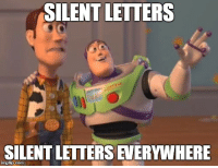 Learning French as an American: SILENT LETTERS  SILENT LETTERSEVERYWHERE Learning French as an American