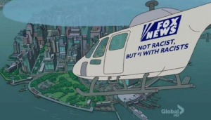 Simpsons always seem to nail it.: Simpsons always seem to nail it.