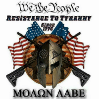 You have to stand for something or you will fall for anything!  Patriots sound off!  Anna Ray aka Phoenix: SINCE  1776  MOA2N AABE You have to stand for something or you will fall for anything!  Patriots sound off!  Anna Ray aka Phoenix