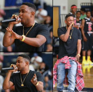 Since SECTION 80 is trending, here is Kendrick Lamar performing a couple songs off the classic album at the 2012 Ballislife All-American Game! https://t.co/YW0XzyekPL: Since SECTION 80 is trending, here is Kendrick Lamar performing a couple songs off the classic album at the 2012 Ballislife All-American Game! https://t.co/YW0XzyekPL