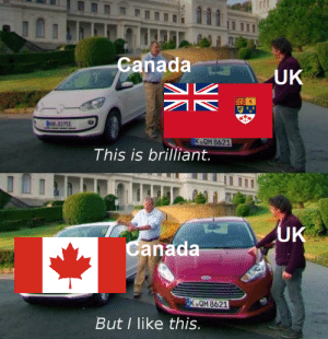 Since today is National Flag of Canada Day: Since today is National Flag of Canada Day
