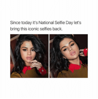 queen follow @hotpeoplefeed (me) for more posts like this 💕: Since today it's National Selfie Day let's  bring this iconic selfies back. queen follow @hotpeoplefeed (me) for more posts like this 💕