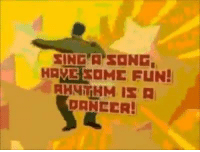 Singing, Songs, and Italian (Language): SING A SONG.  DANGER!