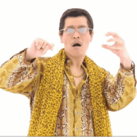 """Sing with me guys! I have a pen...  【Related: Here Are The Cutest And Funniest Covers Of Japan's Crazy Song """"Pen-Pineapple-Apple-Pen""""】 http://9gag.com/tv/p/aA8zae/japanese-pen-pineapple-apple-pen-ppap?ref=tcl: Sing with me guys! I have a pen...  【Related: Here Are The Cutest And Funniest Covers Of Japan's Crazy Song """"Pen-Pineapple-Apple-Pen""""】 http://9gag.com/tv/p/aA8zae/japanese-pen-pineapple-apple-pen-ppap?ref=tcl"""