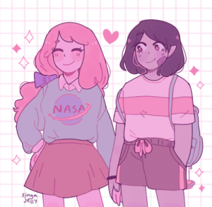singajelly: pastel girlfriends ♥: singajelly: pastel girlfriends ♥