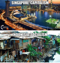 SINGAPORE:CAPITALISM  TURNING  POINT USA  NDONESIA SOCIALISM Socialism Fails EVERY Time It Is Tried! #SocialismSucks