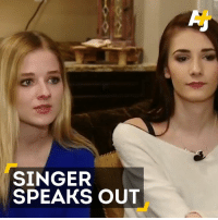 Memes, Sang, and Presidents: SINGER  SPEAKS OUT Remember the teen who sang at President Trump's inauguration? She and her trans sister aren't impressed with Trump's latest policy.