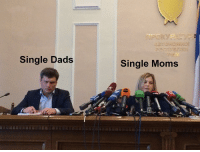 Be Like, Moms, and Time: Single Dads  Single Moms It do be like that all the time