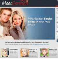 Douchebag, Fucking, and Love: SINGLES  MeetGerman  Fe  Bin  Meet German Singles  Living In Your Area  Today  Em  Pa  By』  Priv  Are You Seeking German Men & Women for Love, Romance, & Marriage?  Find Local German Singles & Connect Instantly Right Now! Fast FREE Registration, Don't Wait!  BadBitch1000  chickmagnet1  lonely buff strong  albino boy ready 4  fun (I have a big  penis)  SAUSAGE273  75224828  Don't fuck with me. I  IF YOU SEE AN ALBINO  DOUCHEBAG WHO SAYS  HE HAS A BIG PENISs  PLEASE REPORT HIM  accept no weakling's  request. I can destroy  you in a fucking second  with my bare hands. vyxenn: holy shit