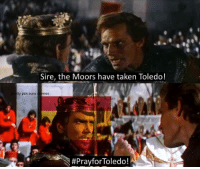 The Reconquista: An Alternative History: Sire, the Moors have taken Toledo!  tty pan euro  mes  #Pray for Toledo! The Reconquista: An Alternative History