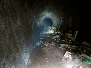 One, One Day, and Day: Six Abandoned Tunnels in one day, on the Wye Valley.