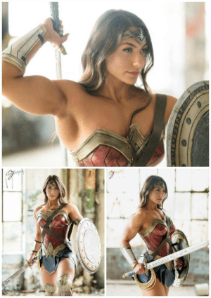 sixpenceee:  Beautiful Wonder Woman cosplay  GODDESS : sixpenceee:  Beautiful Wonder Woman cosplay  GODDESS