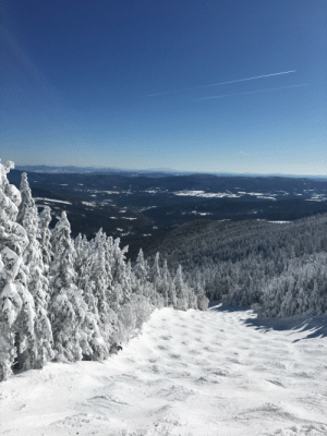 Skiing in Vermont: Skiing in Vermont